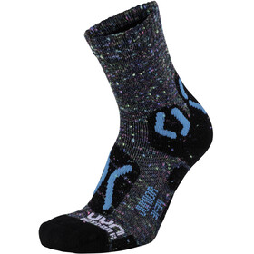 UYN Trekking Outdoor Expl**** Socks Kids Grey Multicolor/Turquoise